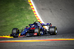 August 24, 2018 - Spa Francorchamps, Belgique - Gals N°10 Toro Rosso (Credit Image: © Panoramic via ZUMA Press)