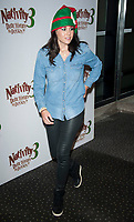 Imogen Thomas at the 'Nativity 3: Dude Where's My Donkey?' film premiere at  the Vue West End, London