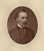 Henry Thomson (1820-1904) English surgeon specialising in surgery of the genito-urinary tract. In 1863 performed lithotomy on Leopold I of Belgium and on Napoleon III in 1873. An advocate of Cremation.