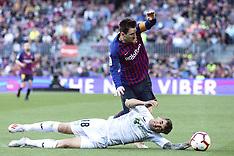 Getafe v Barcelona - 12 May 2019