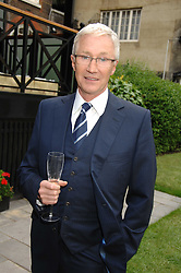 PAUL O'GRADY at a reception for the Friends of The Castle of Mey held at The Goring Hotel, London on 20th May 2008.<br /><br />NON EXCLUSIVE - WORLD RIGHTS