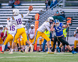 On April 16, 2021, the Analy varsity football team played a home game against Ukiah High School of Ukiah, CA.  The Analy Tigers won an exciting game to finish the season 3-1.