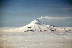 Volcano Near Anchorage
