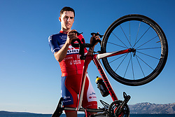 Gorazd Per during official photo session of Continental Team - Adria Mobil Cycling before new season 2020, on January 30, 2020 in Makarska, Croatia. Photo by Vid Ponikvar / Sportida