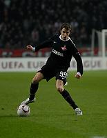 Football - Europa League Round of 16 - Ajax v Spartak Moscow <br />Dmitri Kombarov - Spartak Moscow.