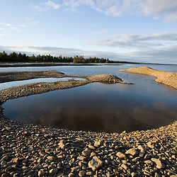 Brassua Lake near Rockwood Maine USA