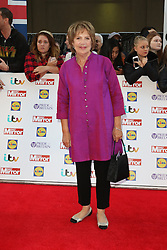 Penelope Wilton, Pride of Britain Awards, Grosvenor House Hotel, London UK. 28 September, Photo by Richard Goldschmidt /LNP © London News Pictures