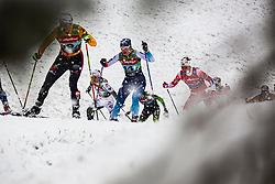 Nadine Faehndrich (SUI) during Ladies team sprint race at FIS Cross Country World Cup Planica 2019, on December 22, 2019 at Planica, Slovenia. Photo By Peter Podobnik / Sportida