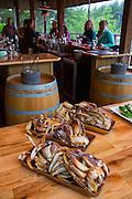 Dungeness crab, Talon Lodge, Sitka, Alaska