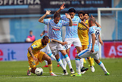 "Foto Filippo Rubin<br /> 26/03/2017 Ferrara (Italia)<br /> Sport Calcio<br /> Spal vs Frosinone - Campionato di calcio Serie B ConTe.it 2016/2017 - Stadio ""Paolo Mazza""<br /> Nella foto: DANILO SODDIMO<br /> <br /> Photo Filippo Rubin<br /> March 26, 2017 Ferrara (Italy)<br /> Sport Soccer<br /> Spal vs Frosinone - Italian Football Championship League B ConTe.it 2016/2017 - ""Paolo Mazza"" Stadium <br /> In the pic: DANILO SODDIMO"