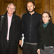 Speaker Ewen Macaskill, Srećko Horvat, Stella Moris - A rally is held at Convocation Hall, Westminster in support of Julian Assange. Belmarsh Tribunal will expose the atrocities committed by the US government over the past decade, from war crimes in Iraq to torture at Guantánamo Bay. The event takes its inspiration from the Russell-Sartre Tribunal of 1966, when representatives of 18 countries gathered to hold the United States accountable for its war crimes in Vietnam, in the absence of an international authority that dared to do so. Tariq Ali, who took part in the 1966 Tribunal.