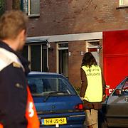 Verdacht poeder gevonden Krib 13 Huizen,
