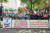Britain Protests Elections in Iran