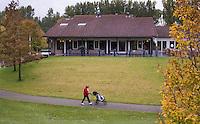 NUMANSDORP - Clubhuis Golfclub Cromstrijen. COPYRIGHT KOEN SUYK