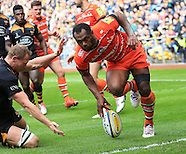 Wasps v Leicester Tigers 090515