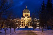 Montana State Capitol Buildling