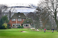 AMSTERDAM - Amsterdam Old Course naast de Arena in Amsterdam Zuid Oost.