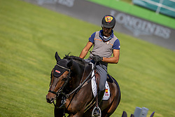 Fernandez Saro Manuel, ESP, Jarlin de Torres<br /> European Championship Riesenbeck 2021<br /> © Hippo Foto - Dirk Caremans<br />  31/08/2021