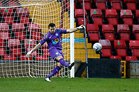 Ben Hinchliffe. Woking FC 1-4 Stockport County FC. Vanarama National League. KIngfield Stadium. 30.1.21