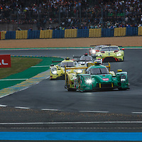#34, Inter Europol Competition, Ligier JSP217 - Gibson, driven by: Jakub Smiechowski, Jamie Winslow, Nigel Moore on 15/06/2019 at the Le Mans 24H 2019