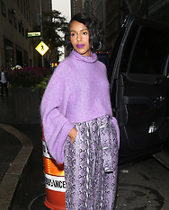 Kerry Washington at The Today Show - 30 Oct 2019