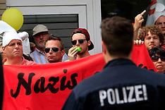 Demos gegen Nazis