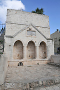 Beniamin's Pool, Zikhron Ya'akov, Israel