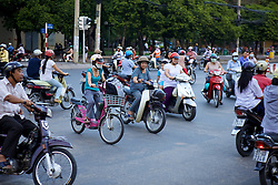 People On Scooters