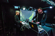 Ulrich Schnauss  performs  at the  Siroco  Club in Madrid