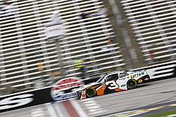 April 6, 2018 - Ft. Worth, Texas, United States of America - April 06, 2018 - Ft. Worth, Texas, USA: Austin Dillon (3) brings his race car down the front stretch during practice for the My Bariatric Solutions 300 at Texas Motor Speedway in Ft. Worth, Texas. (Credit Image: © Chris Owens Asp Inc/ASP via ZUMA Wire)