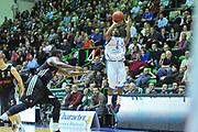 DESCRIZIONE : Eurocup 2013/14 Gr. J Dinamo Banco di Sardegna Sassari -  Brose Basket Bamberg<br /> GIOCATORE : Marques Green<br /> CATEGORIA : Tiro Tre Punti<br /> SQUADRA : Dinamo Banco di Sardegna Sassari<br /> EVENTO : Eurocup 2013/2014<br /> GARA : Dinamo Banco di Sardegna Sassari -  Brose Basket Bamberg<br /> DATA : 19/02/2014<br /> SPORT : Pallacanestro <br /> AUTORE : Agenzia Ciamillo-Castoria / Luigi Canu<br /> Galleria : Eurocup 2013/2014<br /> Fotonotizia : Eurocup 2013/14 Gr. J Dinamo Banco di Sardegna Sassari - Brose Basket Bamberg<br /> Predefinita :