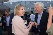 JULIA PEYTON-JONES; MICHAEL CRAIG-MARTIN, Party  to celebrate Julia Peyton-Jones's  25 years at the Serpentine. London. 20 June 2016
