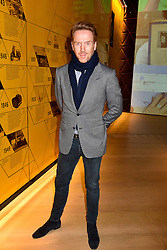 Damian Lewis at the Range Rover Velar Global Reveal at The Design Museum, London England. 1 March 2017.