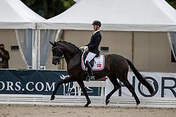 Kjaer Dennis, DEN, Polka Fascination M<br /> World Championship Young Horses Verden 2021<br /> © Hippo Foto - Dirk Caremans<br /> 26/08/2021