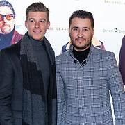 NLD/Amsterdam/20200218 - Premiere The Gentlemen, Danny Froger en ............