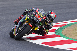 June 9, 2017 - Barcelona, Catalonia, Spain - MotoGP - Jonas Folger(Ger), Monster Yamaha Tech 3 Team during the MotoGp Grand Prix Monster Energy of Catalunya, in Barcelona-Catalunya Circuit, Barcelona on 9th June 2017 in Barcelona, Spain. (Credit Image: © Urbanandsport/NurPhoto via ZUMA Press)