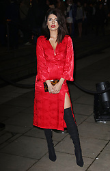 Ruby Bhogal arrives at the Late Fabulous Fund Fair at the Roundhouse in London during the Autumn/Winter 2019 London Fashion Week. PRESS ASSOCIATION. Picture date: Monday February 18, 2019. Photo credit should read: Isabel Infantes/PA Wire