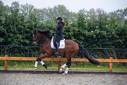 Van DIjk Marijn, NED<br /> Marijn van Dijk Dressage<br /> Africhting, Training, Handel en Instructie<br /> Mariahout 2019<br /> © Hippo Foto - Dirk Caremans<br /> 08/05/2019