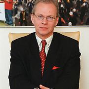 Ton Ummels, voorlichter gemeente Almere