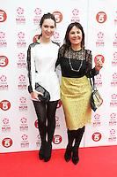 Arlene Phillips; Abi Phillips,Tesco Mum Of The Year, The Savoy Hotel, London UK, 03 March 2013, (Photo by Richard Goldschmidt)