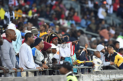 Orlando Pirates supporters at the Orlando stadium for their game against Highlands Park fc, Soweto, Gauteng.<br />Picture: Itumeleng English/African News Agency (ANA)eng English/African News Agency (ANA)