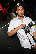"""Johnny Nunez at The YRB Magazine's """" How You Rock It 3 """" with a special performance by Busta Ryhmes and hosted by YRB held at M2 Lounge on May 19, 2009 in New York City."""