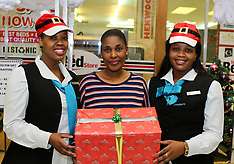 Gift Wrapping at Checkers Hyper