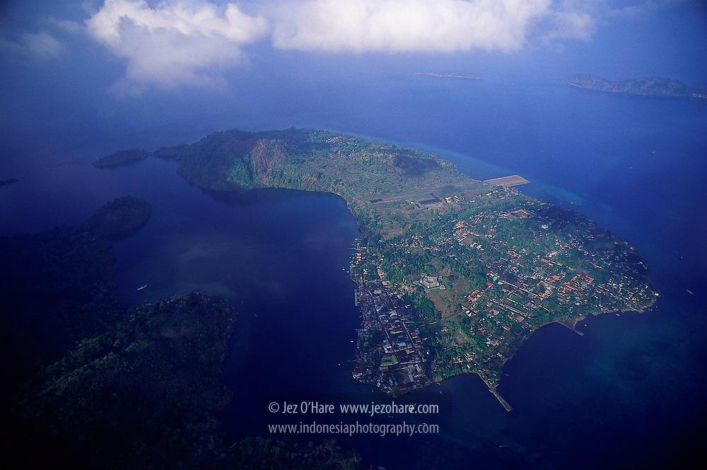 Banda Neira, Maluku, Indonesia.
