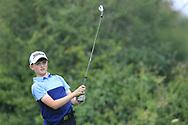 Eoghan Cassidy (Kinsale) during the Connacht U14 Boys Amateur Open, Ballinasloe Golf Club, Ballinasloe, Galway,  Ireland. 10/07/2019<br /> Picture: Golffile   Fran Caffrey<br /> <br /> <br /> All photo usage must carry mandatory copyright credit (© Golffile   Fran Caffrey)