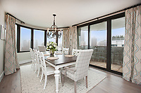 Dining Area at 44 West 66th Street