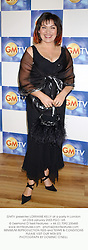 GMTV presenter LORRAINE KELLY at a party in London on 23rd January 2003.PGO 165