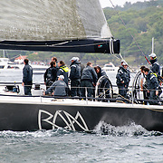 Ran at the start of the 2009 Rolex Sydney to Harbour Yacht Race in Sydney Harbour. Skippered by Niklas Zennstrom and Tim Powell, Ran cam 5th in overall line honours.