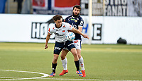 Fotball , 13. mai 2019 , Eliteserien , Strømsgodset - Viking<br /> Mounir Hamoud ,  SIF<br /> Tommy Høiland , Viking