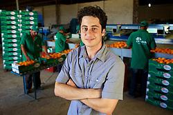 O diretor geral da Citrusul Imp Exp de Frutas Ltda, Anthony Darricarrère, na sede da empresa em Rosário do Sul. FOTO: Jefferson Bernardes/Preview.com